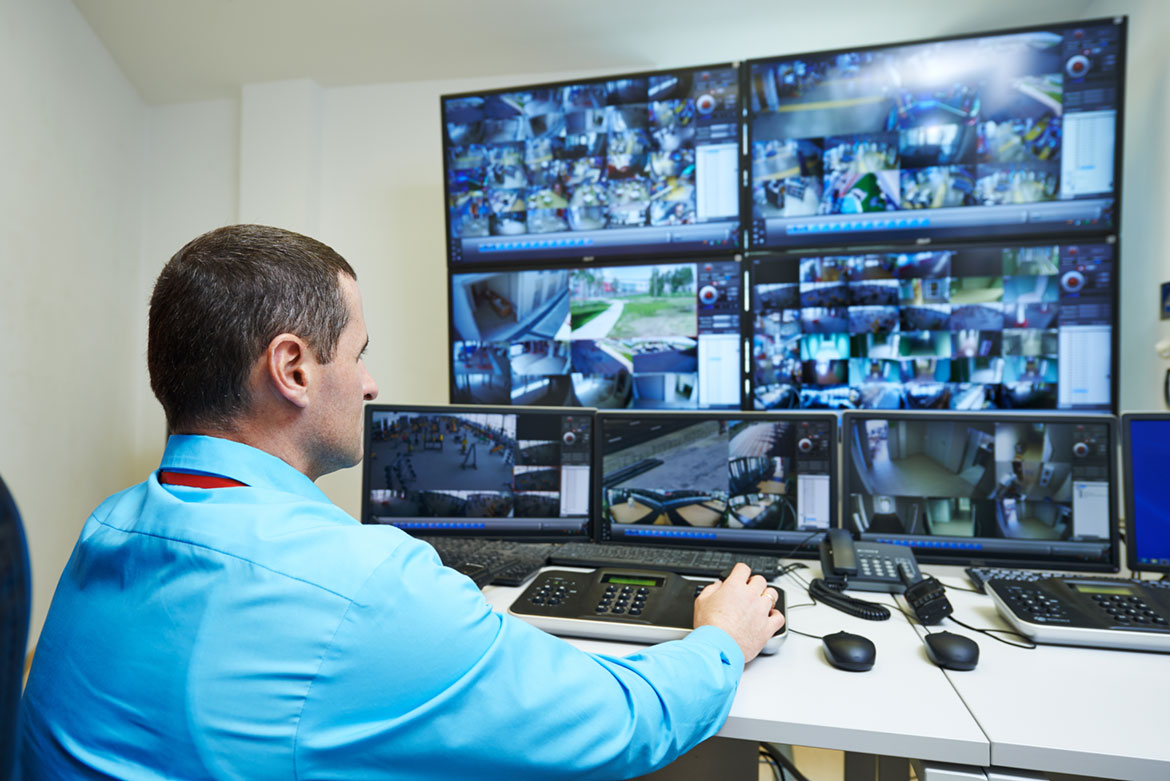 CCTV Monitoring <br />Control Room Manning <br />& Retail Security