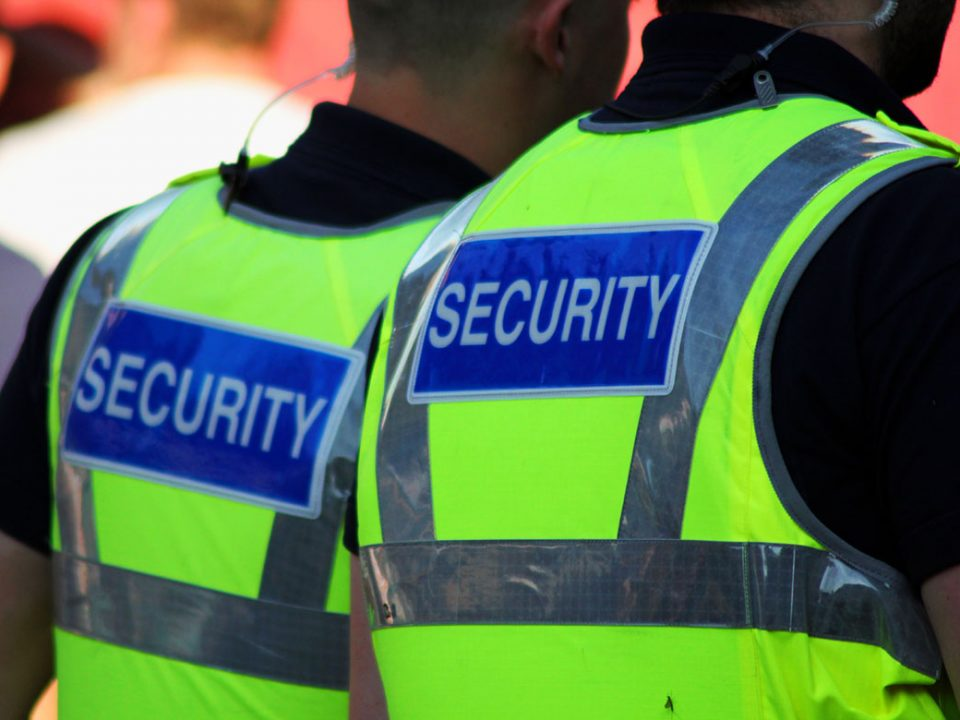 Security Guards <br />Gatehouse Manning <br />& Patrols